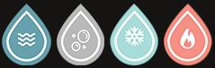 picto tempéré, chaud, froid, gazeux